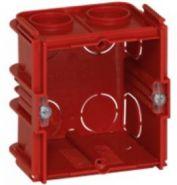 Коробка Batibox для кирпичных стен, 1 пост, 40мм(арт.80141)
