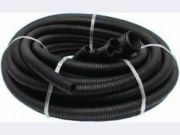Труба гофрированная ПНД черная (гофра)