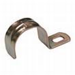 Скоба металическая однолапковая для металлорукава