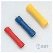 Гильза изолированная 0,25-1,5мм манжет красный (Арт. ГСИ 1,5)