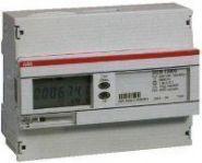 Счетчик электроэнергии ABB трехфазный, однотарифный, кл.точности 2, прямого включения 80А