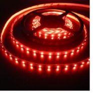 Светодиодная лента 3528 12 V 9.6 W 120 LED (диодов) на 1 м красная