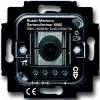 Двухканальный светорегулятор ABB 2-х клавишный для ламп 230В и 12В с эл.трансф. 2х40-315Вт