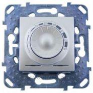 Терморегулятор Unica для теплых полов с датчиком пола бежевый